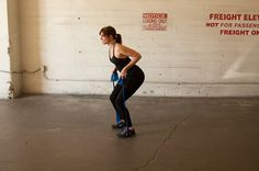 3 Moves To Tame Those Outer Thighs #Health-Fitness