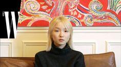 [W Korea] THE CREATORS – PARIS 문규(MOON KYU)