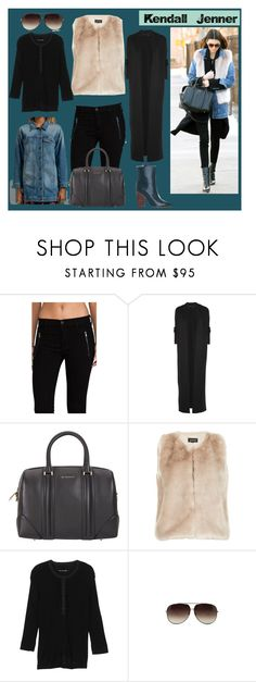 """""""kendall jenner"""" by kendall-jenner-style ❤ liked on Polyvore featuring Hudson Jeans, Haider Ackermann, Givenchy, Joe's Jeans, Topshop, rag & bone, Dita and Topshop Unique"""