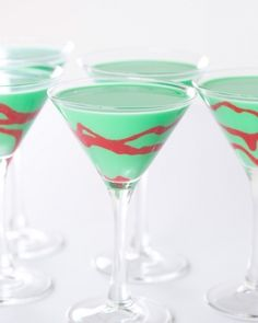 Grass-Hopper Cocktail  http://www.partysuppliesnow.com.au