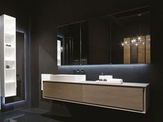 K.ONE | Single vanity unit by RIFRA | design Byoung Soo Zocchi