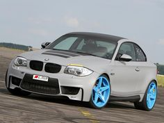 Leib Engineering BMW 1er M Coupé: Tuning bringt 500 PS