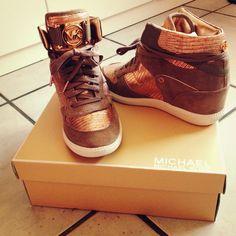 MICHAEL Michael Kors nikko High Top Sneaker