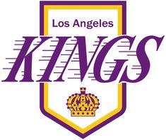 Los Angeles Kings Logo 1975-1988