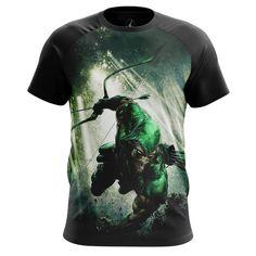 cool T-shirt Green Arrow DC Oliver Queen Star City Detective Comics Merch Loot  -   #amazon #Apparels #australia #boy #buy #ebay #Female #girls #india #kids #loot #Male #merch #merchandise #purchase #shirts #t-shirts #ukMerch