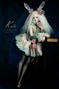 Kalot is another beautiful new doll in our website, she is so cute in her full set attire & in her curly hair. Clay Dolls, Bjd Dolls, Barbie Dolls, Fairy Dolls, Pretty Dolls, Beautiful Dolls, Francis Picabia, Enchanted Doll, Creepy