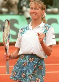 1995 - Steffi Graf, Roland Garros