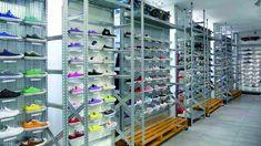 Estanterías metalicas galvanizadas para el sector del retail en Canarias Ladder, Filing Cabinets, Stairway, Ladders