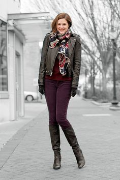 What I Wore: Comfy Cozy by What I Wore, via Flickr