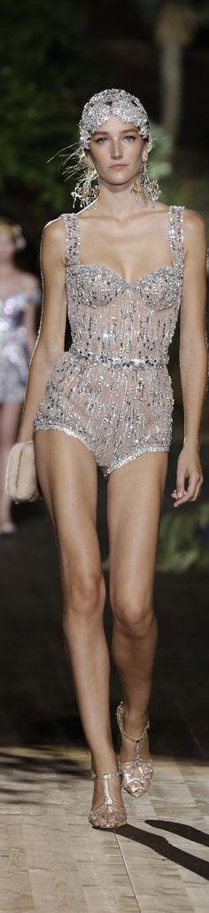 Dolce & Gabbana Alta Moda Fall 2015 killin it always
