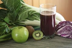Fresh juice recipes, perfect for spring cleaning your body!