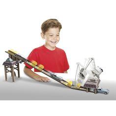 Cars 2 BARREL BLOWOUT Track Set - Shop.Mattel.com