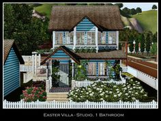 Sims 3 Lots
