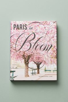 Slide View: 1: Paris in Bloom