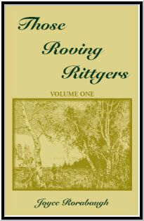 Those Roving Rittgers, Volume 1 Nuclear Family, Fifth Generation, Family Genealogy, Luray Virginia, Family History, Prussia, Two By Two, Positivity, Ohio