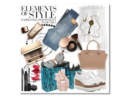 """""""Elements of Style"""" by anabritt on Polyvore featuring moda, Chicwish, Tiffany & Co., Miu Miu, Vera Wang, Fendi, Rossetto, Citizens of Humanity, Michael Kors e Viktor & Rolf"""