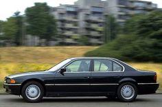 BMW 740i Executive