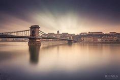 Budapest Bridge by Zsolt Hlinka on YouPic Budapest Hungary, Custom Labels, Tower Bridge, Homeland, My Photos, Beautiful Places, Tours, Country, World