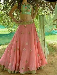 Bollywood Indian Party Wear Lehenga Lengha Choli Wedding Saree Pakistani Lehenga #Nikah_786 #PartyWear #PartyWearWeddingBridalCerimonyFestival