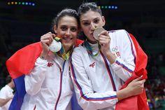 Medalla - Serbia (SRB - VO - Female) - Voleibol - Serbia - Femenino - Femenino…