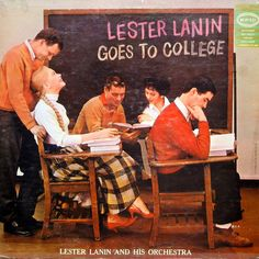 lester lanin goes to college