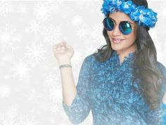 ❤ our queen Round Sunglasses, Mirrored Sunglasses, Dil Bole Oberoi, Surbhi Chandna, Beautiful Actresses, Love Her, Most Beautiful, Bollywood, Actors