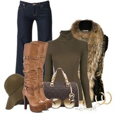 """""""Fall Icon 3"""" by lashandanista on Polyvore"""