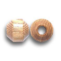 Large Oak Wooden Dreadlocks Bead