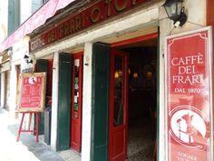 Caffe Dei Frari O Toppo, Venice - the cat cafe