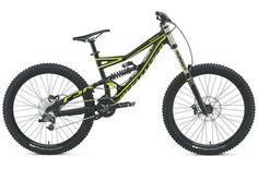 Specialized Status II FSR 2014 Mountain Bike