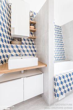 Création d'une chambre supplémentaire dans un appartement Haussmanien, Just'n'Nousse Architecture - Côté Maison