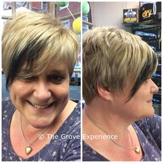 Great cut and colour created by Kiki Cavie. Great Cuts, Cut And Color, Hairdresser, Hair Cuts, Relax, Colour, Beautiful, Fashion, Haircuts