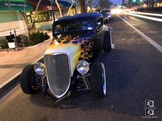 HotRod on Main St by *Swanee3 on deviantART