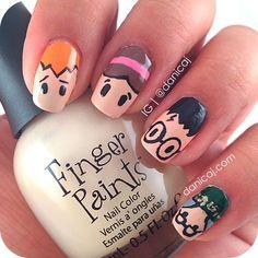 Accio nail polish!