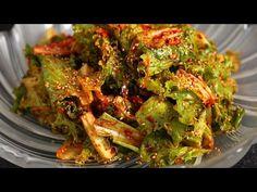Korean lettuce salad (Sangchu-geotjeori) recipe - Maangchi.com
