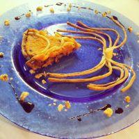 La trappola del ragno torta salata con crema di zucca radicchio e noci aceto balsamico halloween #glutenfree #recipe #healthyrecipe #cucinaitaliana #italianfood #foodporn #foodblog pentagrammidifarina.wordpress.com