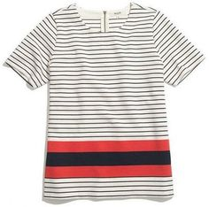 Mainsail Tee in Stripe