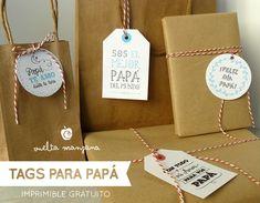 Ponle Amore | Imprimibles Gratuitos para el Día del Padre | http://ponleamore.com