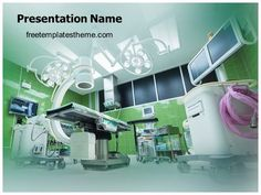 Medic skills ltd medicine related pinterest powerpoint animation get this free operation theatre room powerpoint template with different toneelgroepblik Images