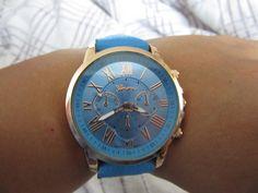 Blue watch de Victoriaprettyangels en Etsy