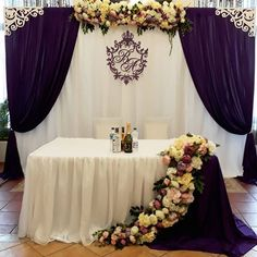 Wedding Table Decorations, Decoration Table, Flower Decorations, Wedding Stage, Wedding Guest Book, Our Wedding, Wedding Trends, Wedding Designs, Head Tables