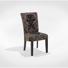 Armen Living LC3106SIBR - Montecito Fabric Side Chair - Toffee (2 Pack) | Sale Price: $392.40