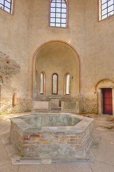 Battistero di San Giovanni - Grado, Friuli-Venezia Giulia, Italy