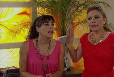 "Thelma Madrigal luciendo collar Jenny Rabell en la telenovela ""La mujer del Vendaval"". Compra accesorios Jenny Rabell aquí: http://jennyrabelltienda.com/"