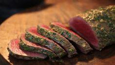 Телешко филе със салса верде - Рецепта | 24Kitchen