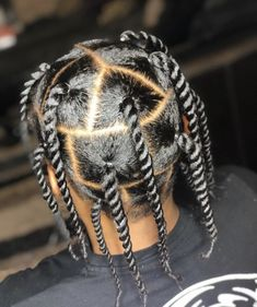 Plats Hairstyles, Twisty Hairstyles, Single Braids Hairstyles, Cornrow Hairstyles For Men, Natural Braided Hairstyles, Braid Styles For Men, Hair Twist Styles, Fade Styles, Braids For Boys