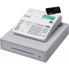 Point of SALE in CASIO SE-S2000 Cash Register, Discontinued - See the new SE-S3000 instead at LOW rates. QuickPOS Online Store undertake orders across Australia..! http://www.quickpos.com.au/cash-register-casio-se-s2000