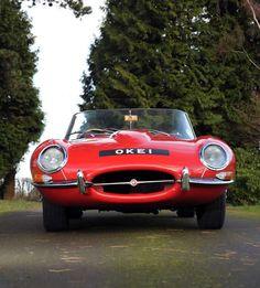 Elton John's 1965 Jaguar E Type