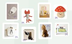 24 GIFTS FOR THE BABY  BloesemKids Gift Guide 2011