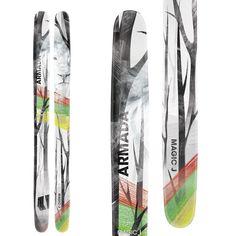 Armada Magic J Skis 2015 Snowboard Design, Ski And Snowboard, Snowboarding, Snow Bunnies, Bunny, Go Skiing, I Cool, Winter Sports, Graphic Design Inspiration